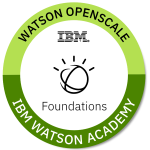 Watson OpenScale Foundations