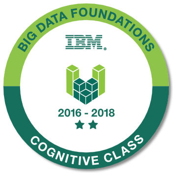 Big Data Foundations **