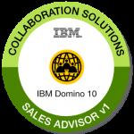 IBM Domino 10 Sales Advisor v1