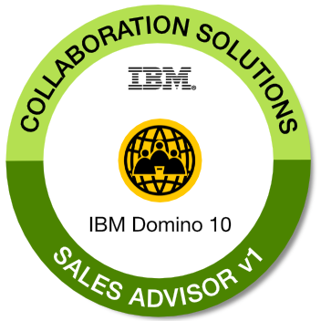 IBM Domino 10 Sales Advisor v1