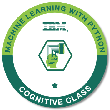 Machine Learning with Python *